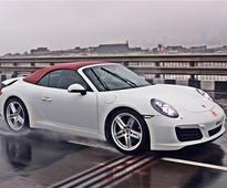 Porsche 911 Carrera S Convertible India Review