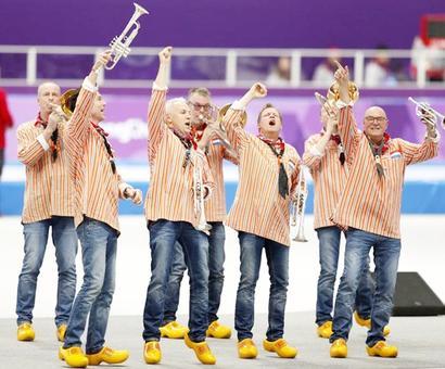 Dutch musicians strike K-pop chord with fans