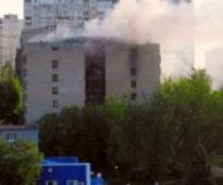Fire at Kharkiv dorm kills three people