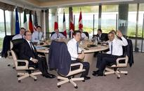 Leaders agree G-7 countries will move to lead world out of economic slump (2016/5/27)