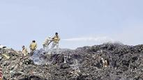 Landfills or pollution bombs? Delhi's garbage dumps spewing toxic gases