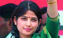 Union Ministers spitting communal venom during rallies, says Dimple Yadav