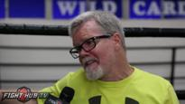 Freddie Roach talks Canelo-Khan, Gomez, Cotto, funniest Pacquiao memory