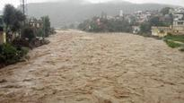 Man washed away in flash floods in Rajouri