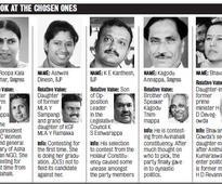 ZP Polls: It's a Family Affair for Netas