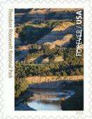 Postal Service Previews 15th of 16 Stamps Celebrating National Park Service's Centennial