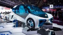 Toyota FCV Concept Is Part Car, Part Power Plant