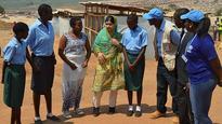Malala Yousafzai shocked as schoolgirls who fled to Rwanda to escape fighting in Burundi recall rape incidents