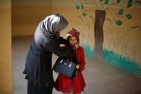 'We want to learn' - Iraqi girls back at school after years under Islamic State