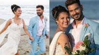 Former Bigg Boss contestants Rochelle Rao and Keith Sequeira are now married, check pics