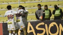 Sao Paulo survive The Strongest, altitude to book Copa Lib last-16 spot