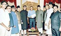 Babri Masjid Demolition  Memoranda presented to Governor by various organizations