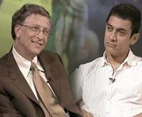 India Questions Bill Gates and Aamir Khan: Full transcript
