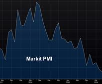 May flash Markit PMI 50.5 vs 51.0 expected