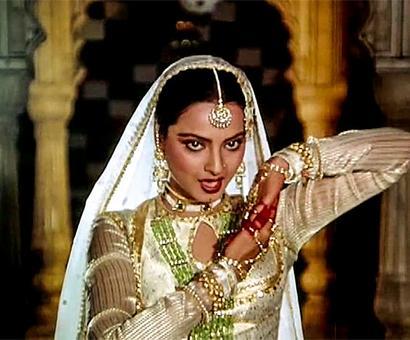 When Umrao Jaan gave Asha Bhosle cold feet