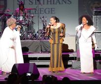 Musicians pay tribute to mama africa