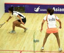 Joshna stands out on court, Ramachandran faces heat
