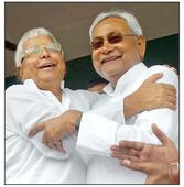 Nitish govt gives Lalu relief in one more case