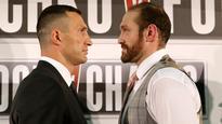Fury-Klitschko Rematch Set For July 9 In Manchester