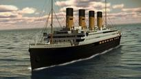 Chinese Company Begins Building Replica of Titanic in Sichuan