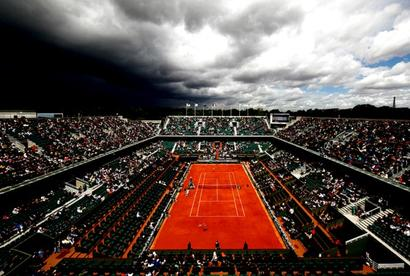 French Open: Djokovic and Nadal matches postponed because of rain