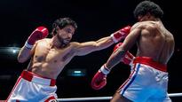 Hands of Stone: Strictly for boxing fans