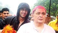 Ranbir would not hurt a fly, bull**** that I hit them: Rishi Kapoor on Ganpati Visarjan controversy