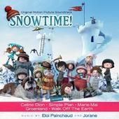 Sony Music Releases Soundtrack To Animated Feature SNOWTIME! Featuring Celine Dion