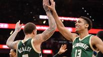 Delly's Bucks overcome Mills' Spurs in NBA