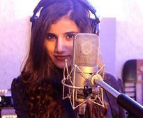 Shivranjani is the new singing sensation on the block