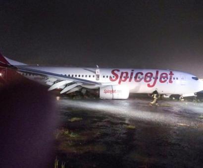 Amid rains, a 24-hr struggle to clear main runway of Mumbai airport