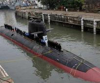 Navy to display scorpene submarine on R-Day tableau
