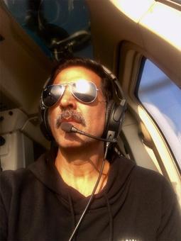 PIX: Where is Akshay Kumar heading?