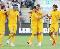 APOEL face crunch test against Rosenborg