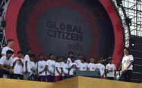 BookMyShow charity helps kids perform at Global Citizen Festival