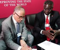 EXIM Bank signs MoU with UBA to expand trade between US and Africa