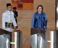 Zeti says goodbye to the media