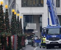 German police raid flats, shut mosque visited by Berlin truck attacker