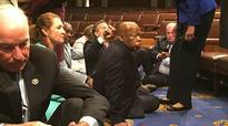 US lawmaker compares House sit-in to Rajya Sabha uproar