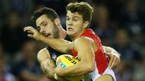 Tom Papley re-signs with Sydney Swans until 2018