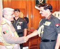 Afghan Army Chief in India to Seek More Military Aid
