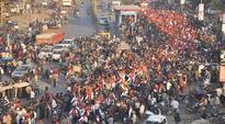 Leuva Patels take out processions in Saurashtra as Khodaldham inauguration ceremonies begin