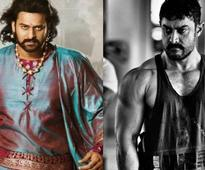 Baahubali 2 vs Dangal: Aamir Khan's film inches closer with Rs 1,546 cr to Prabhas-starrer's Rs 1,577 cr at box office