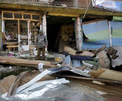 Sopore: 4 policemen killed in IED blast claimed by JeM