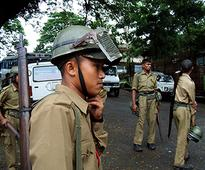 Two policemen injured in IED blast by Garo militants in ...