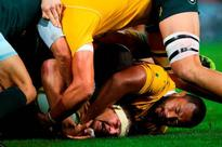 Australia bounce back from All Black drubbings to beat the Boks in Brisbane