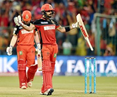 IPL MVP Rankings: Kohli maintains healthy lead over Warner