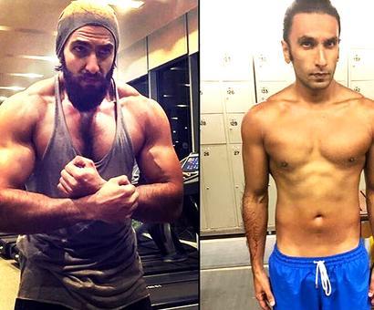 Which Ranveer Singh look do you like? VOTE!