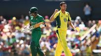 Australia v/s Pakistan: Josh Hazlewood puts brakes on Babar Azam to restrict visitors to 263