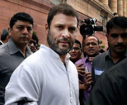 Happy to be targeted, says Rahul Gandhi on AgustaWestland issue